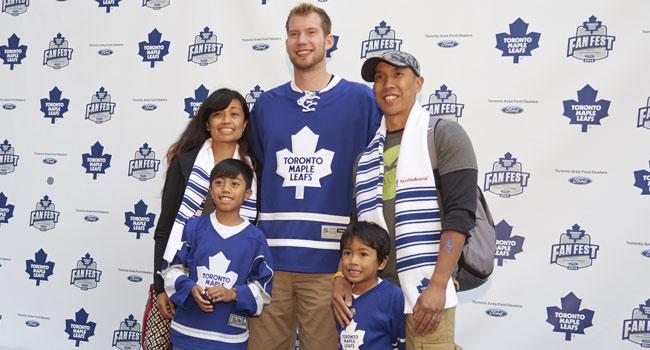 Leafs Autographs