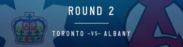 Toronto Marlies Playoff Schedule header image