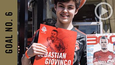 Sebastian Giovinco Goal No. 6