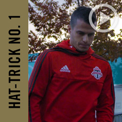 Sebastian Giovinco's First Hat-Trick