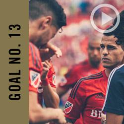 Sebastian Giovinco Goal No. 13