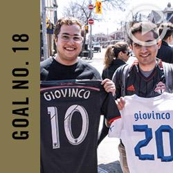 Sebastian Giovinco Goal No. 18
