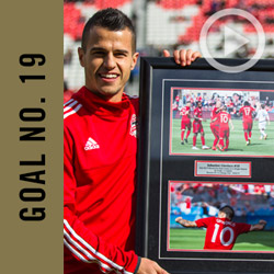 Sebastian Giovinco Goal No. 19