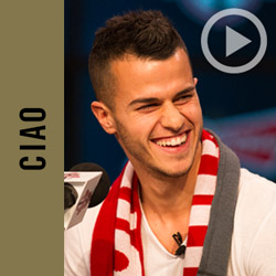 Ciao From Giovinco