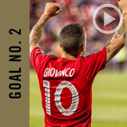 Sebastian Giovinco Goal No. 2