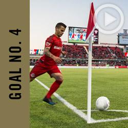 Sebastian Giovinco Goal No. 4