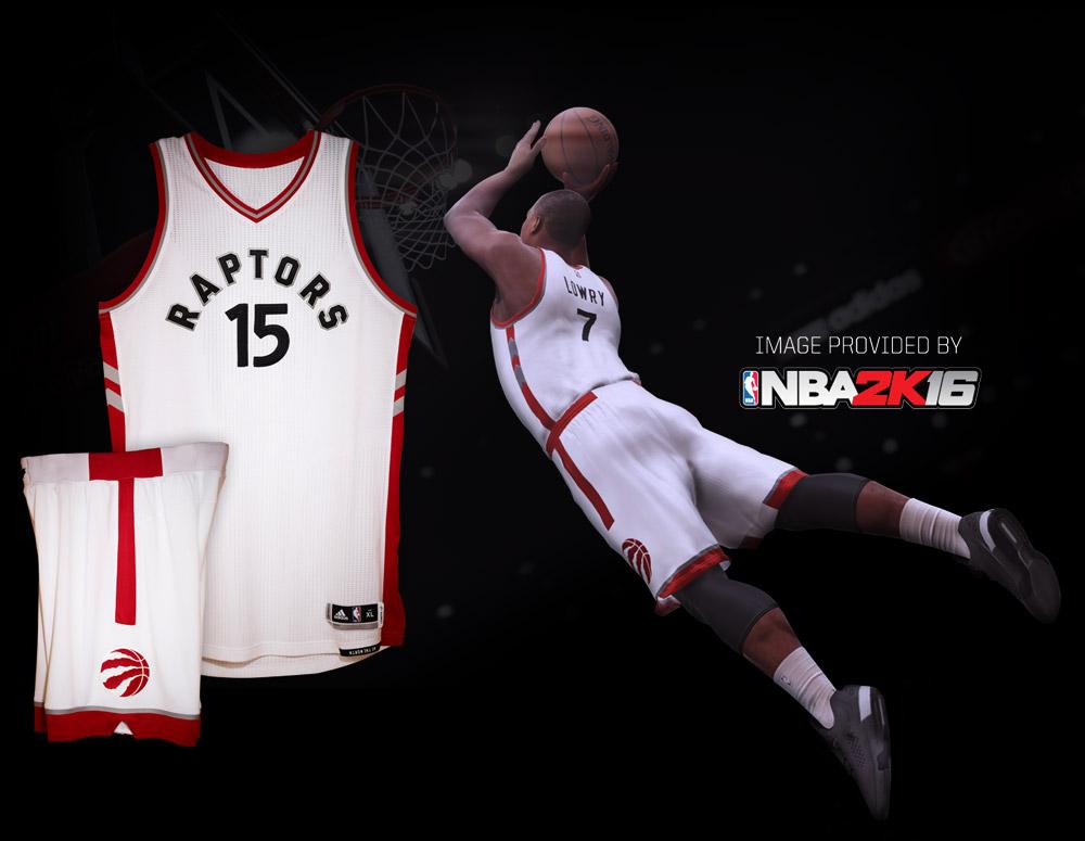 fabaa1ae3ba Raptors 2015/16 Uniforms - Mobile | Toronto Raptors